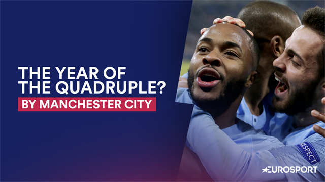 Manchester City: The year of the quadruple?