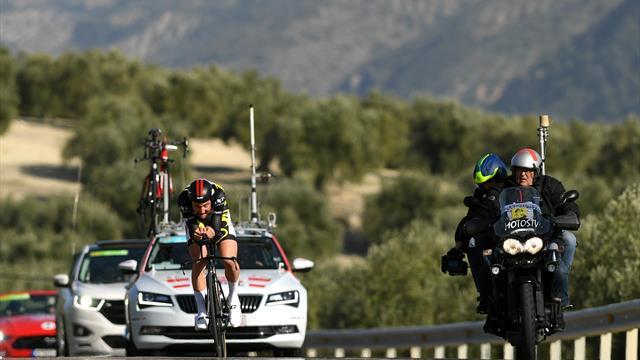 Ronde van Andalusie   Wellens wint tijdrit in derde etappe