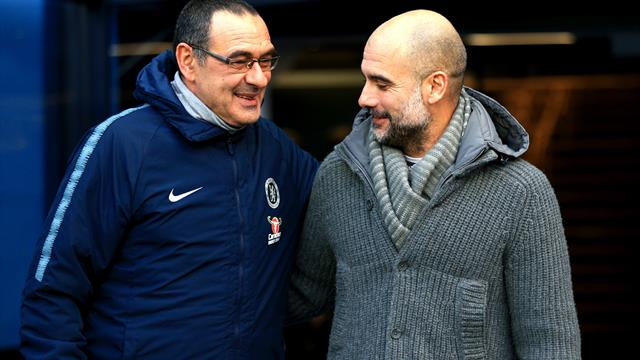 Wise: Don't blame Sarri for 6-0 defeat to City
