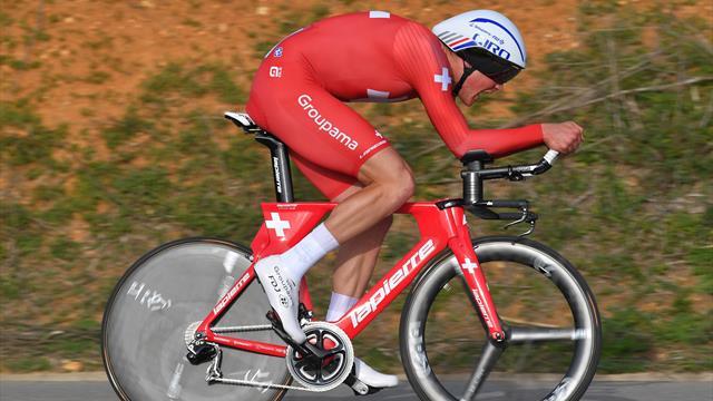 Kung wins Time Trial in Algarve