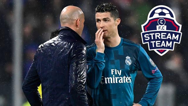 Entre Chelsea et la Juventus, une destination semble bien plus plausible pour Zidane