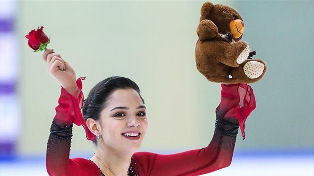 Тренер Медведевой: «Она усваивает все быстро. Ее приверженность к спорту такая же, как ее талант»