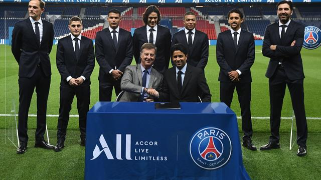 Avec son nouveau sponsor maillot, le PSG s'offre une victoire capitale