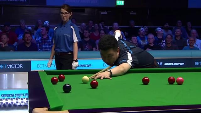 Fantastic finish as Li snatches win against O'Brien