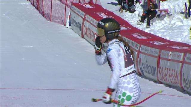 Goggia wins first Downhill in post-Vonn era by 0.5secs