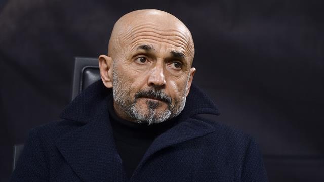 """Spalletti: """"L'obiettivo è entrare tra le prime quattro, su Icardi non torno indietro ma vado avanti"""""""