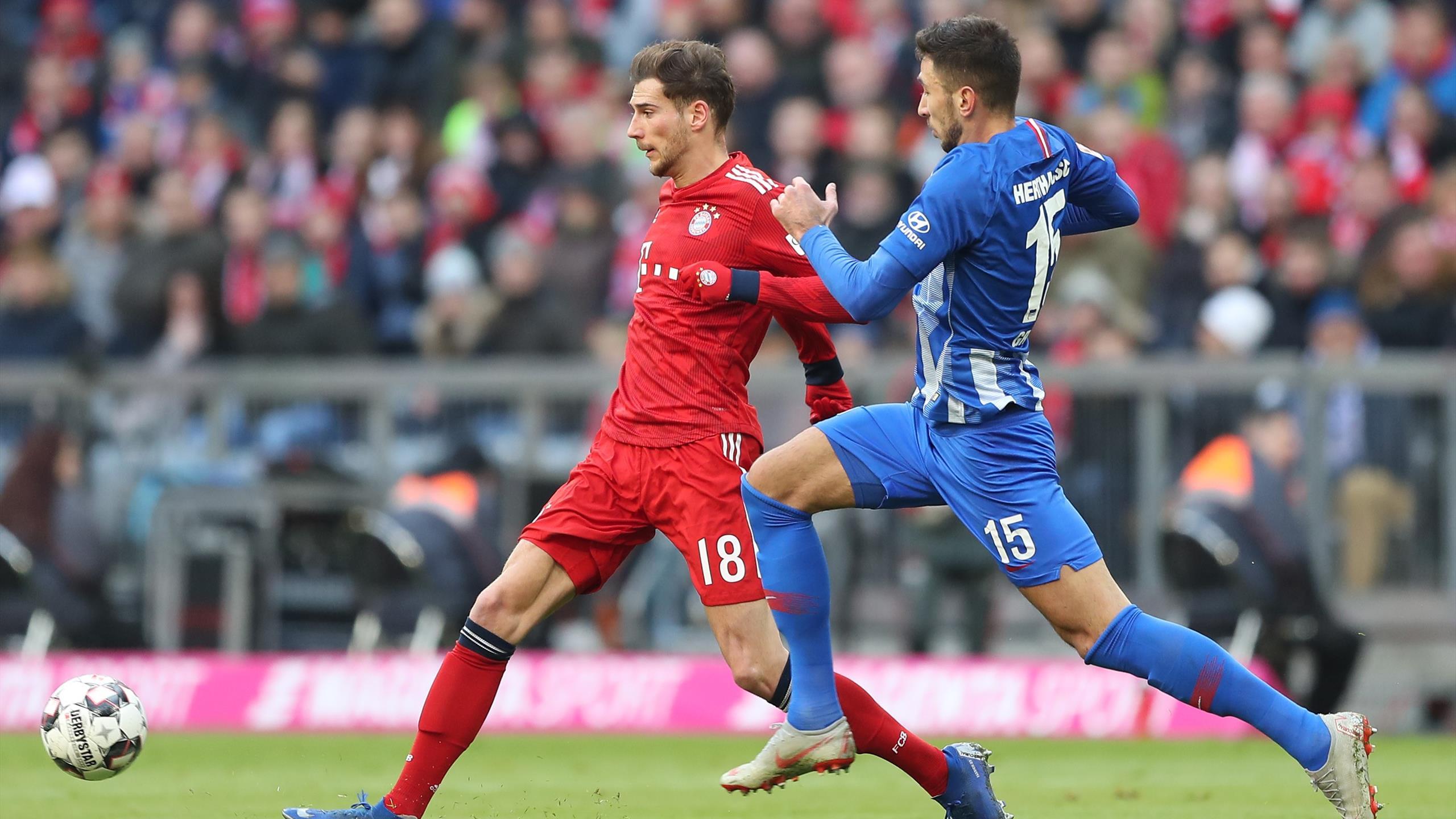 Hertha Bayern Im Tv