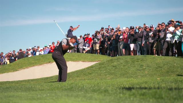 Woods: Golf is a marathon