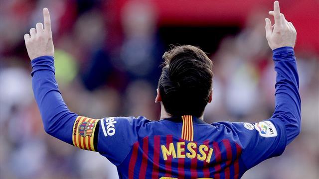 50 triplés : Messi n'a pas fini d'affoler les compteurs