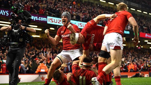 🏉 Gales se basa en su dura defensa para ganar a Escocia en el Seis Naciones (11-18)