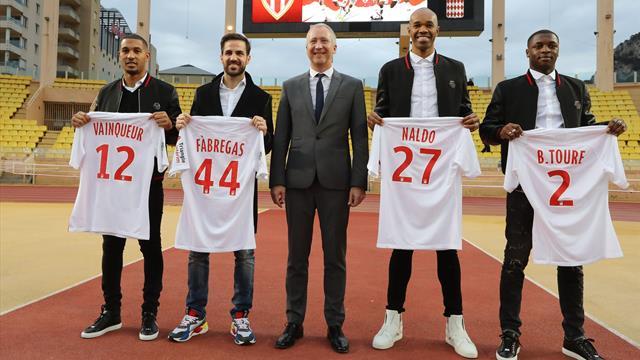 Monaco : Jardim a répondu à la pique de Genesio