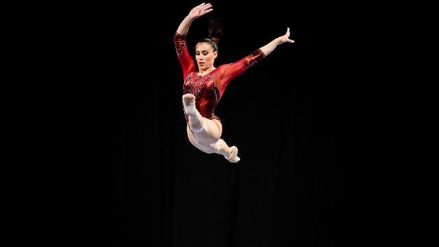 Vanessa Ferrari, ritorno da urlo! Vince l'oro al corpo libero in Coppa del Mondo a Melbourne