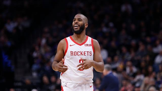 Même sans Harden, Houston mate encore les Warriors