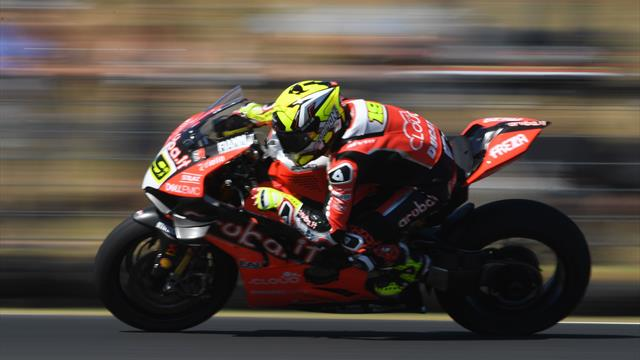 Superbikes GP Australia: El histórico triplete de Bautista en su estreno
