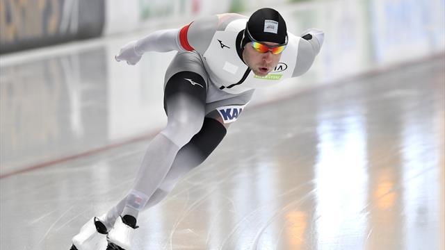 Sprint-WM: Eisschnellläufer Ihle und Dufter gut unterwegs