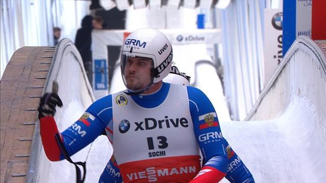 Денисьев и Антонов к историческому достижению накануне добавили эффектную победу в спринте