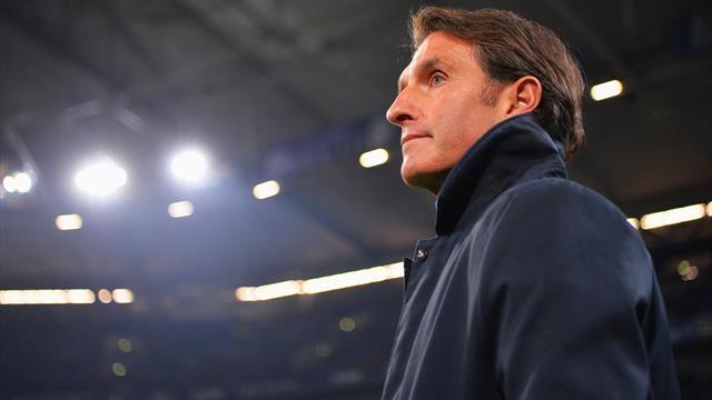 Tedesco-Ersatz: Schalke beschäftigt sich wohl mit Labbadia