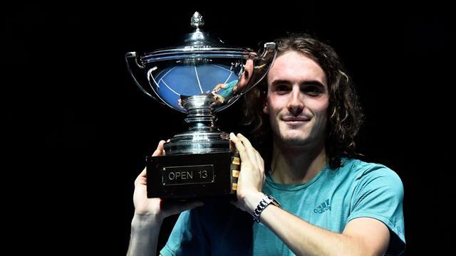 Tsitsipas overcomes Kukushkin to win Marseille Open