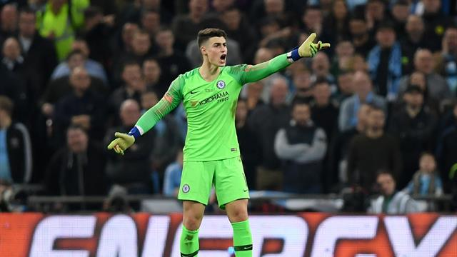 Kepa: In no moment was it my intention to disobey but it wasn't the best image