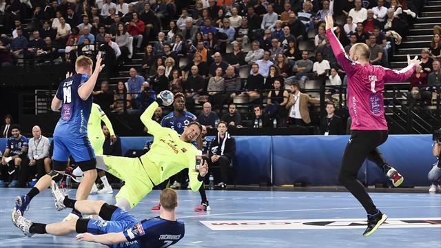 Battu par le Barça, Montpellier n'a plus qu'une chance de s'en sortir