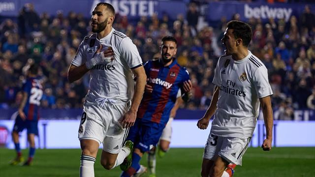 Le Real s'en sort mais Bale fait la tête...