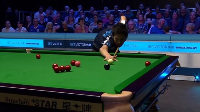 Snooker | Un-Nooh oppermachtig in Shoot Out