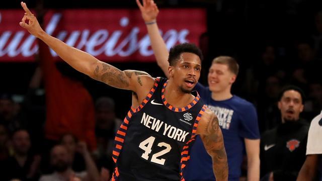 Incroyable mais vrai : les Knicks ont gagné un match au Garden !