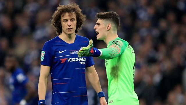 VOTE: What should Sarri have done about Kepa?