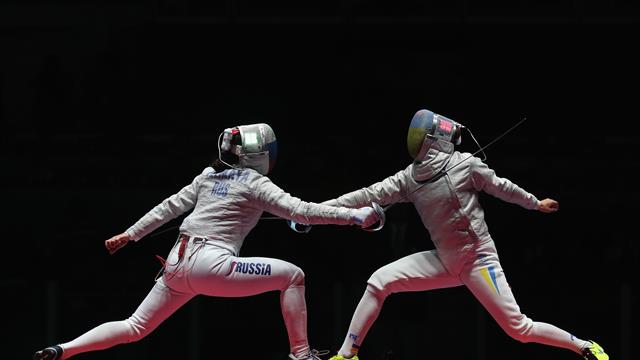 Russia's Velikaya and Korea's Oh win gold at FIE Cairo Sabre Fencing Grand Prix