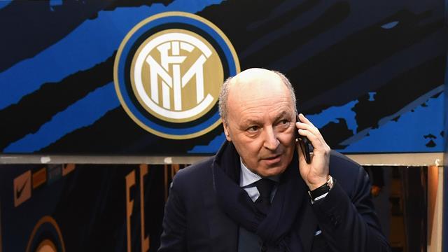 """Marotta: """"È giusto dare fiducia a Spalletti, voci su Conte perché è libero e vincente"""""""
