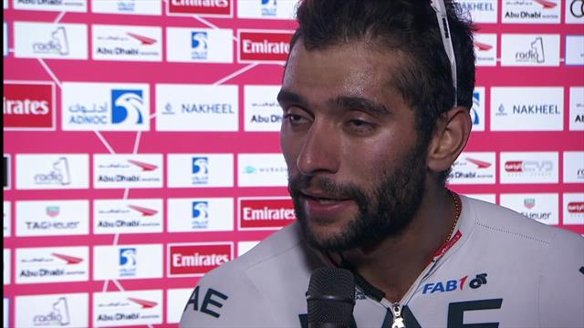 Gaviria: This was a really important win