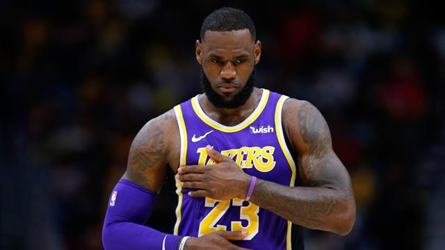 Les Lakers sombrent dans la crise