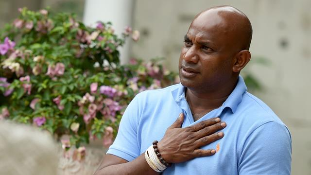Sri Lanka's Jayasuriya handed two-year ban under anti-corruption code