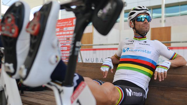 Blazin' Saddles: Centurion Valverde lifts 'rainbow curse' as Pogacar purrs in Algarve