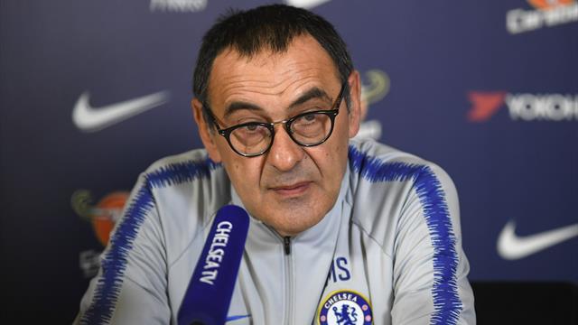 Chelsea boss Sarri undecided if Kepa will face Tottenham