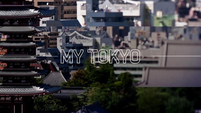 My Tokyo by Matthias Dandois: Sumo stable and Hokusai Museum