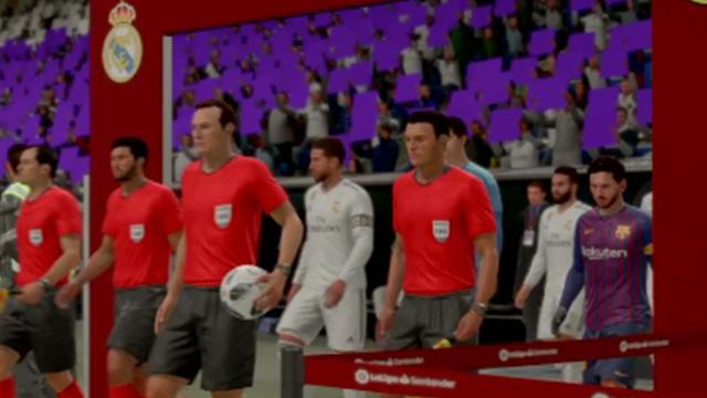 Copa del Rey Virtual: Así ha quedado el Clásico