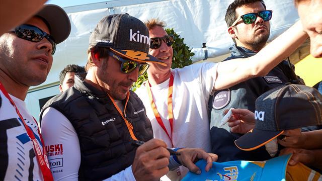 Fernando Alonso explica sus condiciones para volver a la Fórmula 1
