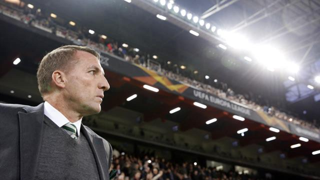 Brendan Rodgers blir ny Leicester-manager