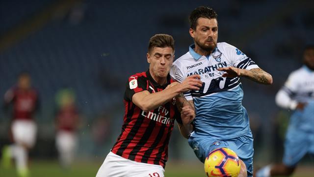 Le pagelle di Lazio-Milan 0-0: Acerbi è un muro, Piatek e Suso mai pericolosi