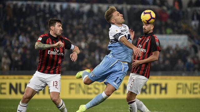L'AC Milan et la Lazio repartent dos à dos, tout se jouera à San Siro