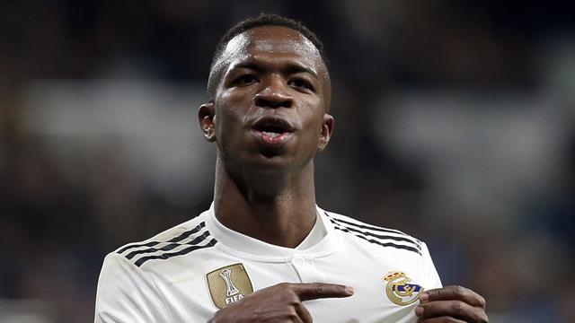 Messi doesn't scare us, says Real wonderkid Vinicius Junior