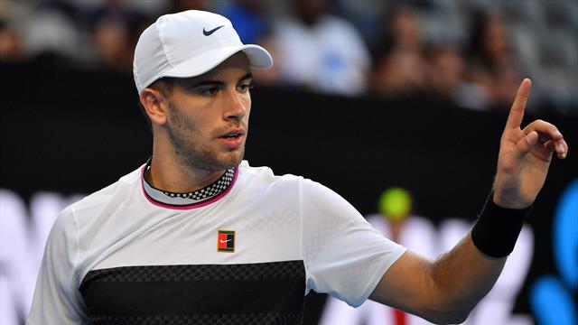Coric without coach Schneider for rest of season due to health issues