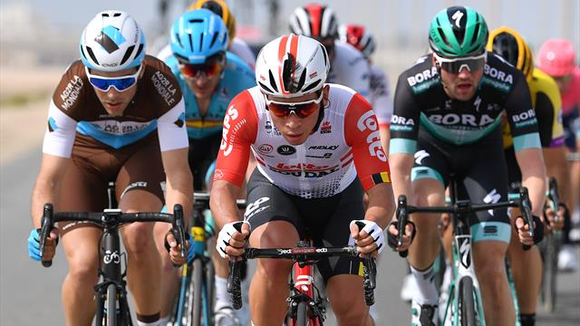 Ewan takes first Lotto-Soudal victory on top of Hatta Dam