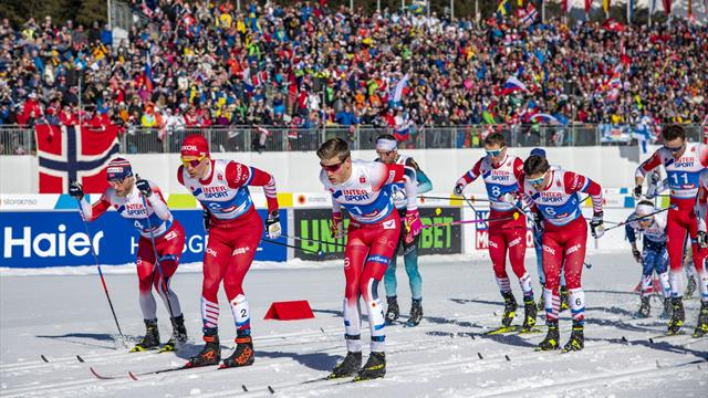 World Cup leader Klaebo decides not to race 15km, gives starting spot away to team-mate
