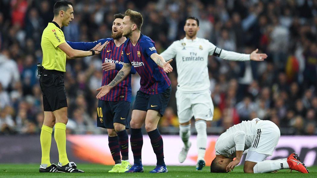 Der Clasico Real Madrid Fc Barcelona Live Im Tv Und Im Livestream