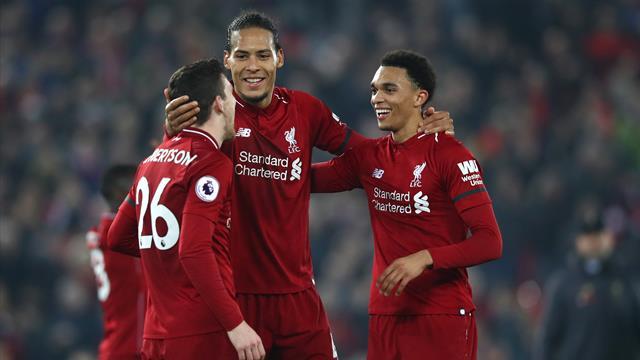 Et si l'arme principale de Liverpool n'était pas son trio offensif... mais ses latéraux