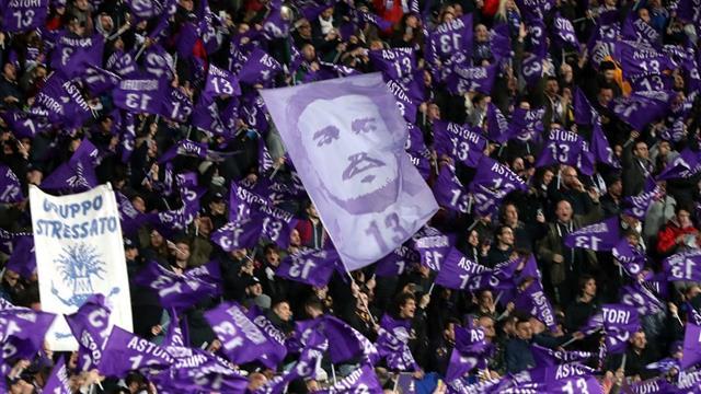 Astori 13, la Fiorentina non dimentica: lo spettacolo della curva prima della gara con l'Atalanta