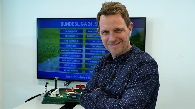 #SotipptderBoss: Bayern mit Auswärtssieg in Gladbach