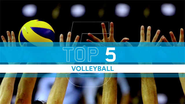 Top 5: Best plays from CEV Champions League - Matchday 6